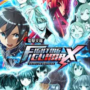 Telecharger Dengeki Bunko Fighting Climax PS3 code Comparateur Prix