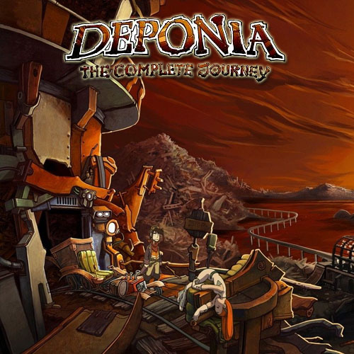 Acheter Deponia The Complete Journey Cle Cd Comparateur Prix