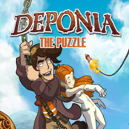 Acheter Deponia The Puzzle Cle Cd Comparateur Prix