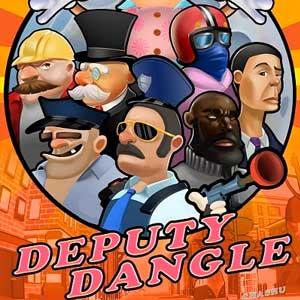 Acheter Deputy Dangle Clé Cd Comparateur Prix