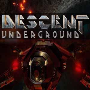 Acheter Descent Underground Clé Cd Comparateur Prix