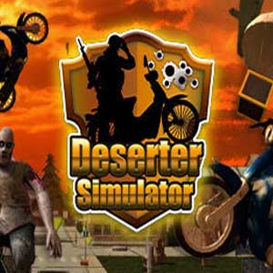 Acheter Deserter Simulator Clé Cd Comparateur Prix