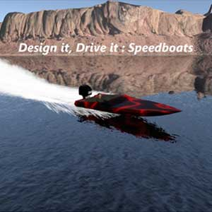 Acheter Design it Drive it Speedboats Clé Cd Comparateur Prix
