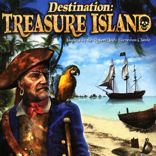 Destination Treasure Island