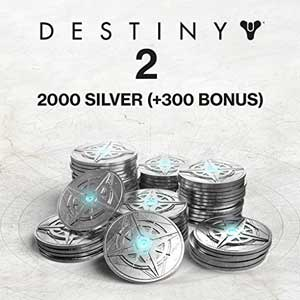 Destiny 2 2000 Silver