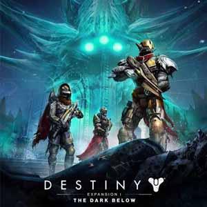 Destiny Expansion 1 The Dark Below