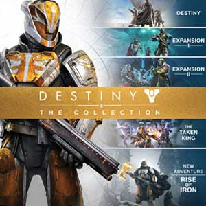 Acheter Destiny The Collection Xbox One Code Comparateur Prix