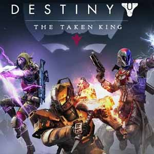 Acheter Destiny the Taken King Xbox 360 Code Comparateur Prix