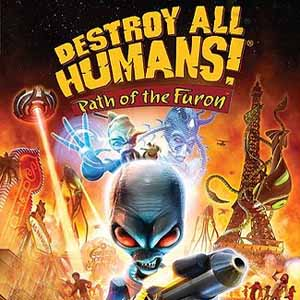 Acheter Destroy All Humans-Path of the Furon Xbox 360 Code Comparateur Prix