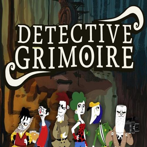 Acheter Detective Grimoire Clé Cd Comparateur Prix