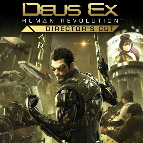 Telecharger Deus Ex Human Revolution Directors Cut PS3 code Comparateur Prix