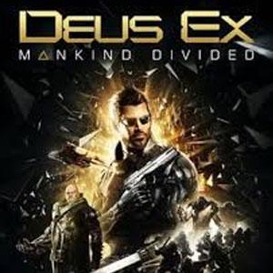 Acheter Deus Ex Mankind Divided PS4 Comparateur Prix