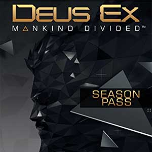 Acheter Deus Ex Mankind Divided Season Pass Clé Cd Comparateur Prix