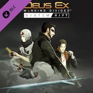 Deus Ex Mankind Divided System Rift