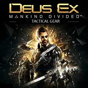 Acheter Deus Ex Mankind Divided Tactical Gear Clé Cd Comparateur Prix