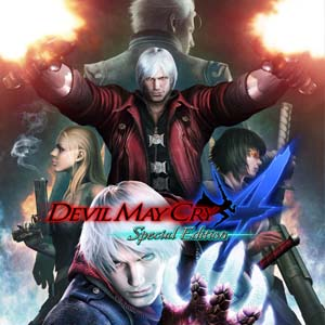Telecharger Devil May Cry 4 Special Edition PS3 code Comparateur Prix