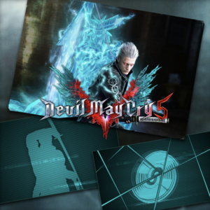 Devil May Cry 5 Vergil Early Unlock Pack