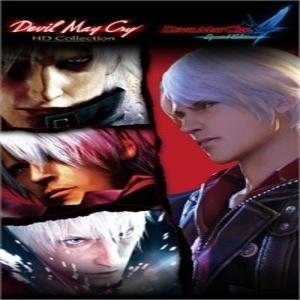 Acheter Devil May Cry HD Collection & 4SE Bundle Xbox One Comparateur Prix