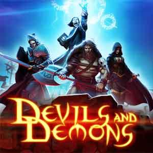 Acheter Devils & Demons Clé Cd Comparateur Prix