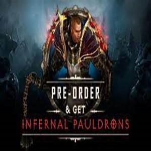 Acheter Diablo 3 Infernal Pauldrons Xbox Series Comparateur Prix