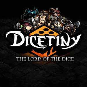 Acheter DICETINY The Lord of the Dice Clé Cd Comparateur Prix