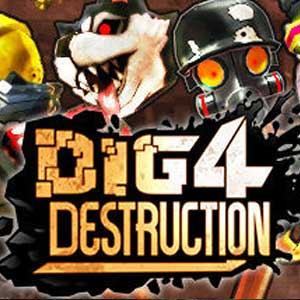 Acheter Dig 4 Destruction Clé Cd Comparateur Prix