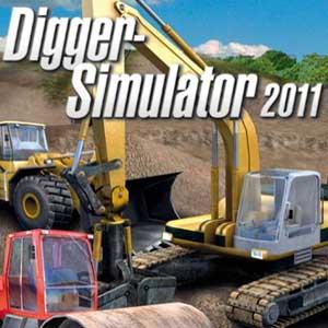 Acheter Digger Simulator 2011 Clé Cd Comparateur Prix