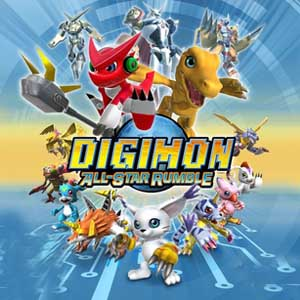 Acheter Digimon All-star Rumble Xbox 360 Code Comparateur Prix
