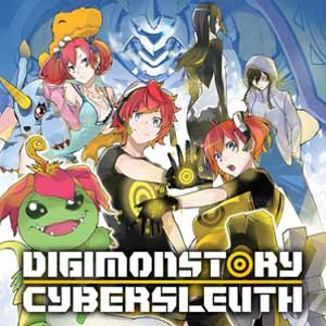 Telecharger Digimon Story Cyber Sleuth PS4 code Comparateur Prix