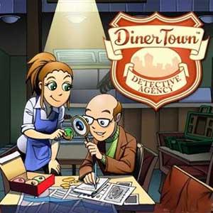 Acheter DinerTown Detective Agency Clé Cd Comparateur Prix