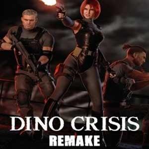 Acheter Dino Crisis Remake Clé CD Comparateur Prix