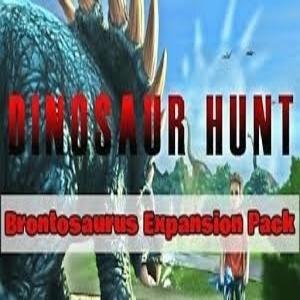 Dinosaur Hunt Brontosaurus Expansion Pack