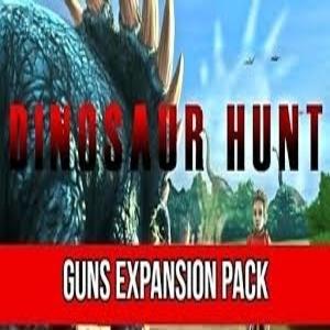 Dinosaur Hunt Guns Expansion Pack