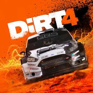 Acheter Dirt 4 Xbox One Code Comparateur Prix