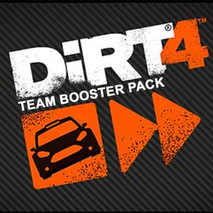 Dirt 4 Team Booster Pack