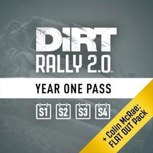 Acheter DiRT Rally 2.0 Year One Pass Clé CD Comparateur Prix