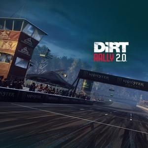 DiRT Rally 2.0 Estering Germany Rallycross Track