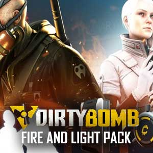 Acheter Dirty Bomb Fire and Light Pack Clé Cd Comparateur Prix
