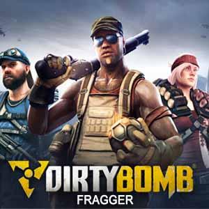 Acheter Dirty Bomb Fragger Clé Cd Comparateur Prix