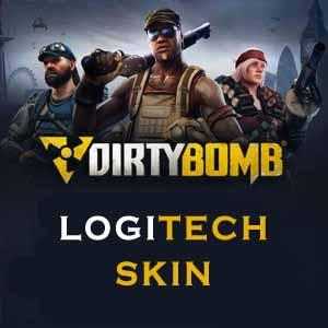 Dirty Bomb Logitech Skin