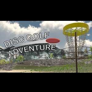 Disc Golf Adventure VR