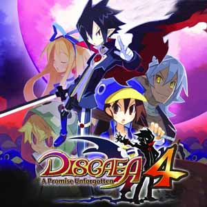 Telecharger Disgaea 4 A Promise Unforgotten Ps3 code Comparateur Prix