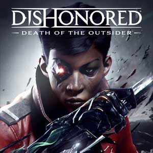 Telecharger Dishonored Death of the Outsider PS4 code Comparateur Prix