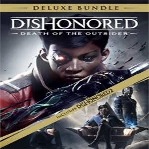 Acheter Dishonored Death of the Outsider Deluxe Bundle PS4 Comparateur Prix