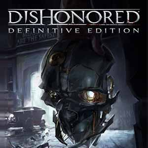 Acheter Dishonored Definitive Edition Xbox one Code Comparateur Prix