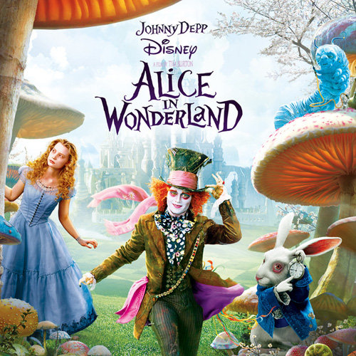 Disney Alice in Wonderland