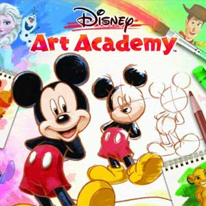 Acheter Disney Art Academy Nintendo 3DS Download Code Comparateur Prix