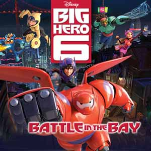 Disney Big Hero 6 Battle in the Bay