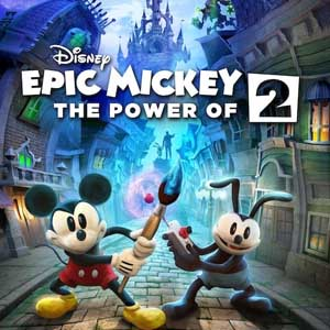 Disney Epic Mickey 2 The Power of Two