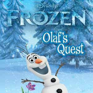 Acheter Disney Frozen Olafs Quest Nintendo 3DS Download Code Comparateur Prix